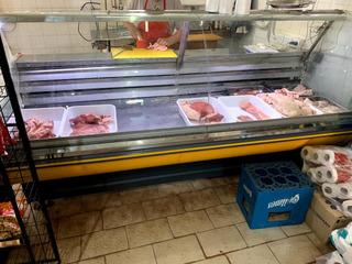 Heladera Mostrador Para Carniceria O Fiambrería Súper Remate