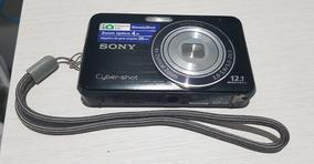 Câmera Cybershot Dsc-w310 12.1 Mega Pixels