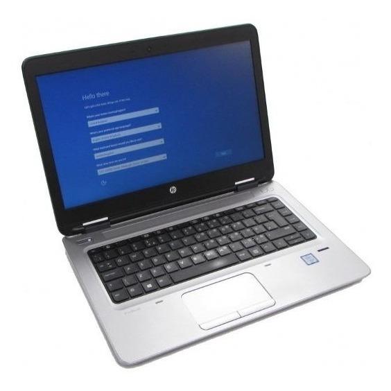 Hp Probook 640 G2 I5 6ºgeração 8 Gb Ssd De 256