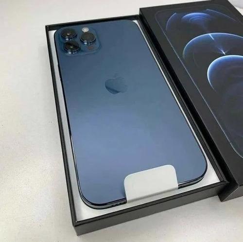 Apple iPhone 12 Pro Max - 256gb-blue (unlocked)