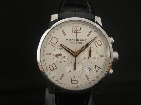 Relógio Montblanc Timewalker Chrono, 7141, Automático Origin
