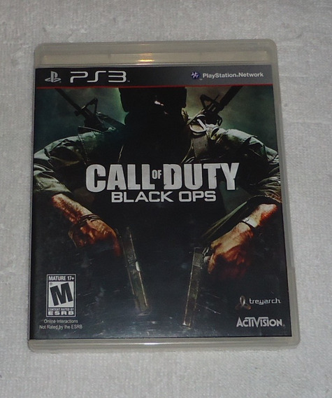 Call Of Duty Black Ops Ps3 * Leia