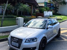 Audi A3 - Teto Solar Duplo - + De 20k Em Upgrades - 320cv