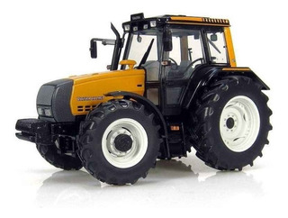Miniatura Trator Agrícola Valtra Valmet 6850 Hitech - 1/32