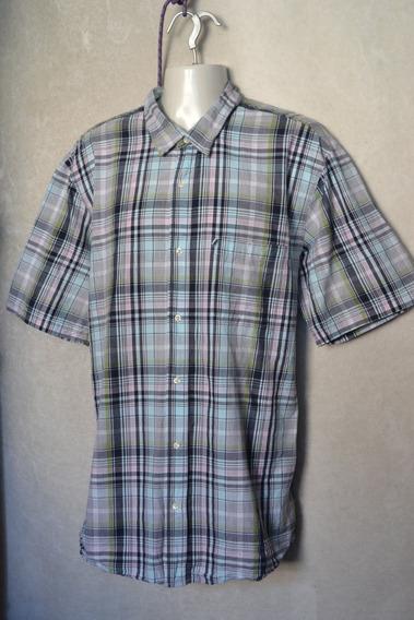 Camisa Polo Ralph Lauren Talla Xxl Hombre Original Azul
