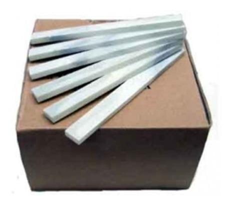 Crayon Para Marcar Metal Tipo Jaboncillo Chico Caja 144 Pza