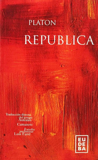 Republica - Platon - Eudeba - Libro Nuevo - Envio Rapido