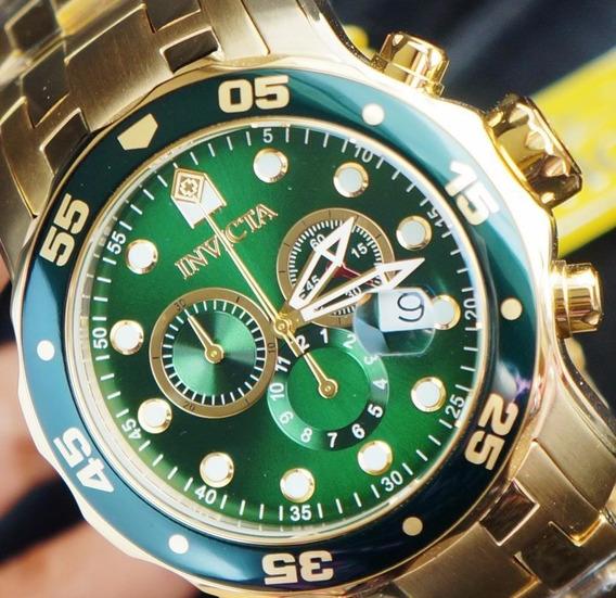 Invicta Pro Diver 0075 18k
