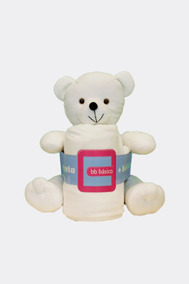 Bb Básico | Urso Com Manta