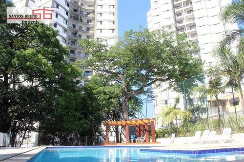 Imagem 1 de 30 de Apartamento Com 3 Dormitórios À Venda, 90 M² Por R$ 565.000,00 - Freguesia Do Ó - São Paulo/sp - Ap4110