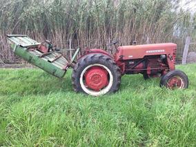 Tractor Internacional 430 Con Chirquera