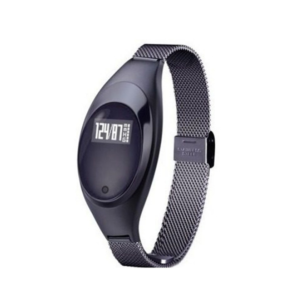 Smartwatch Reloj Inteligente Presion Arterial Para Mujer Z1