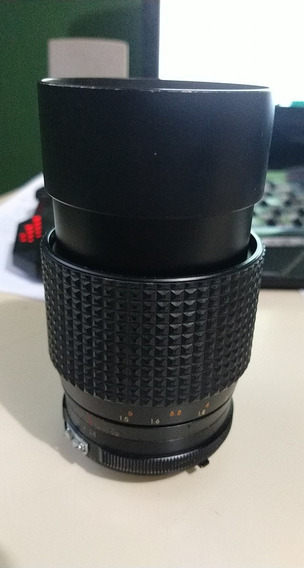 Nikon 135mm F/2.8 Lente Vintage Para Nikon Promoção Especial