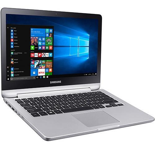 Notebook 2 Em 1 Samsung I5-7200u 4gb 500gb Prata Vitrine 2