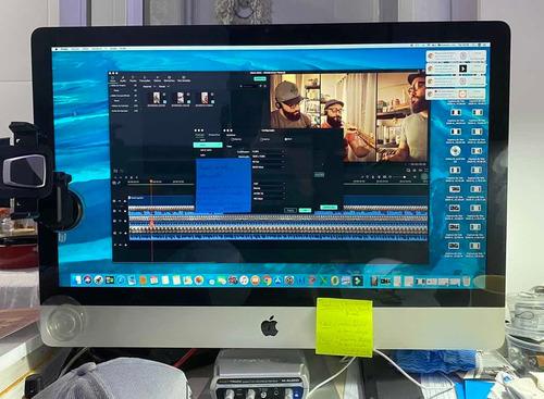 iMac 27 Mid 2011 Apple A1312 Completo