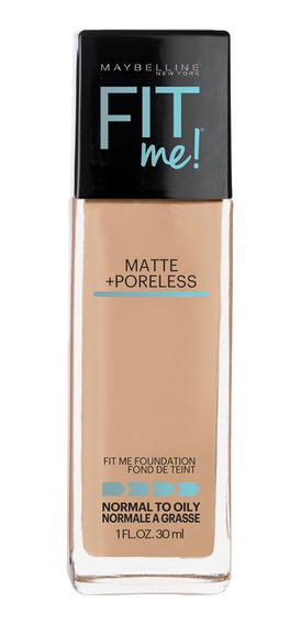 Base Matificante Fit Me Tono 310 Sun Beige Maybelline