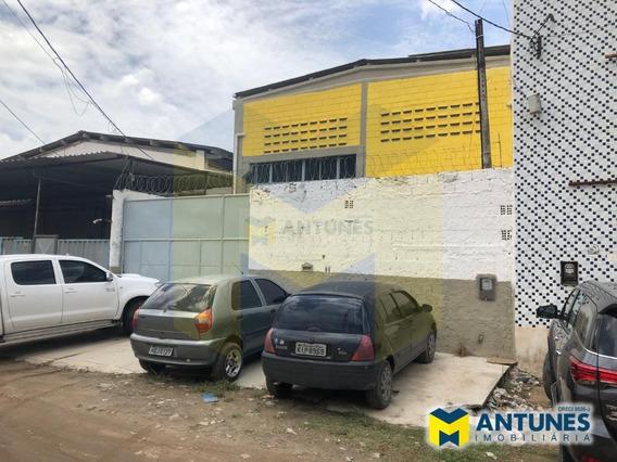 Alugue Galpão Com 250 M² Na Imbiribeira, Próximo Ao Shopping - Ga-0506
