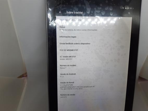 Tablet Nexus 7 Me370t 16gb