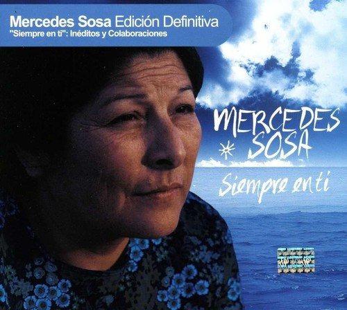 Cd : Mercedes Sosa - Siempre En Ti 3 (cd)