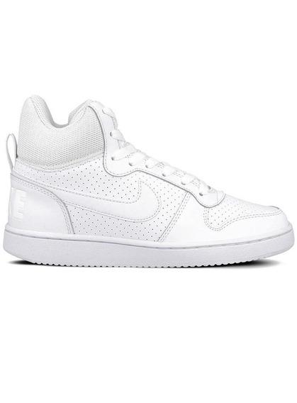 Tênis Nike Court Borough Mid Unissex