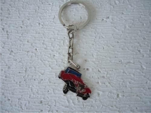 Mp Lafer Chaveiro Carro Vermelho - 4654-cx10