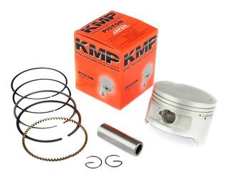 Pistão Kit C/anéis Kmp Cbx/250 1,50 Peças De Moto Baratas