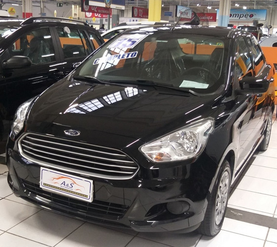Ford Ka + 1.0 8v Sedan Completo ***unico Dono***