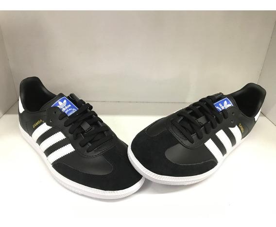 adidas Samba Og No 5.5 Mx Junior Negro Nuevo Original