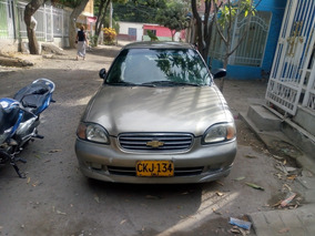 Chevrolet Esteem Sedán
