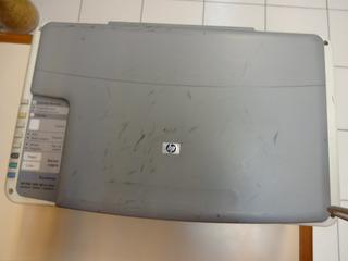 Impresora Multifunción Hp Modelo Psc 1410