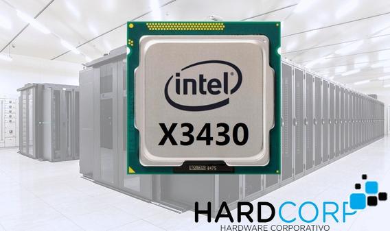 Processador Intel Xeon X3430 Quadcore 2.40ghz - 2.80ghz