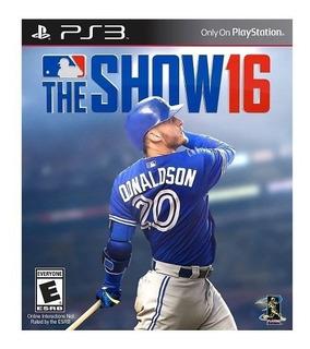 Lice Digital Ps3 Beisbol Mlb The Show 16 Mas 4 Juegos Tienda