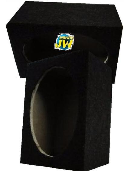 Caja Acustica (x2) Cerradas Para Parlante 6x9 Mas Golpe Y ..