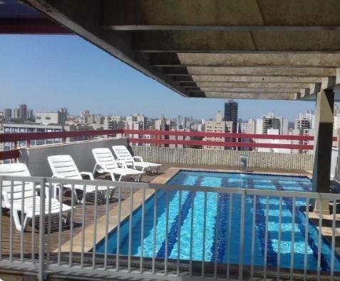 Flat Com 1 Dormitório Para Alugar, 52 M² Por R$ 1.000,00/mês - Centro - Ribeirão Preto/sp - Fl0050