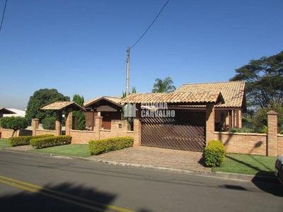 Casa À Venda No Condomínio Zuleika Jabour Em Salto. - Ca5981