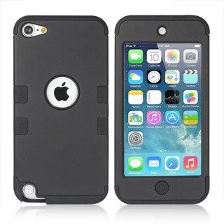 Black - Free 3x Front Pet Films - iPod Touch 6th. - 3 E-1026