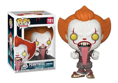 Funko Pop It 781 Pennywise Funhouse Nuevo  Magic4ever