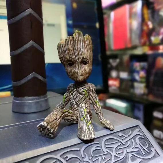 Miniatura Do Groot Dos Guardiões Da Galaxia