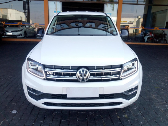 Volkswagen Amarok 3.0 V6 Tdi Highline Cd Diesel 4motion