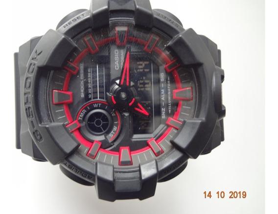 Relógio Gshock Cassio Ga-700se