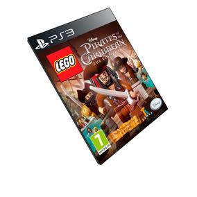 Lego Pirates Of The Caribbean Ps3 - Mídia Digital