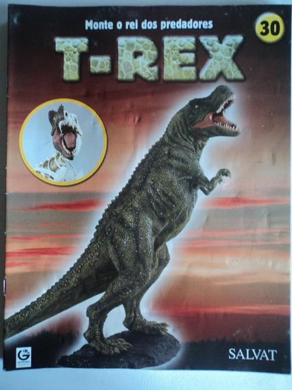 Revista:t-rex:salvat-lote Com 9:somente As Revistas:vol.30