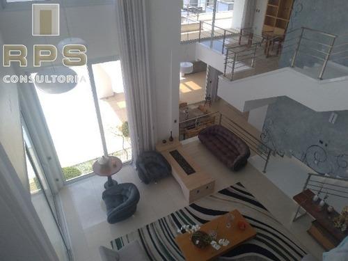 Maravilhosa Casa No Condomínio Figueira Garden Atibaia - Cc00147 - 4924900