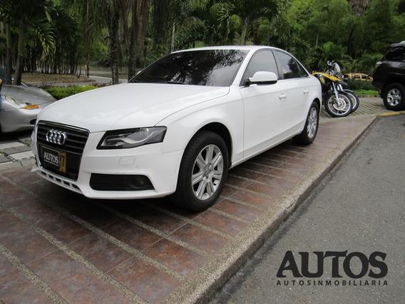 Audi A4 Aut Sec Blindaje 2+ Cc2000 T. Blindado