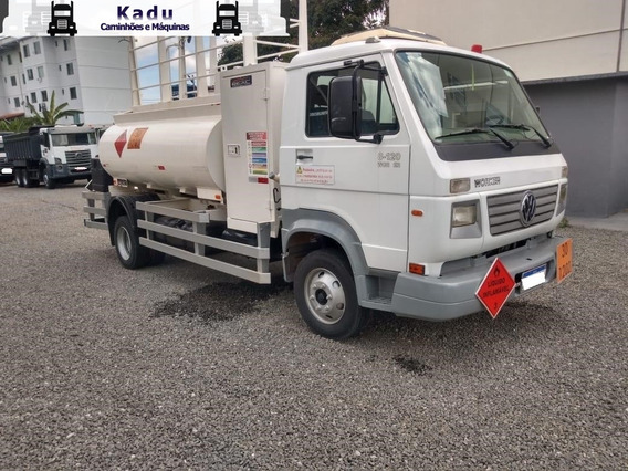 Vw 8.120 4x2 2011 Tanque Abastecedor De Diesel - Sem Trocas