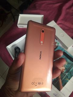 Nokia 5 5.3, Movistar,todo Original Original.
