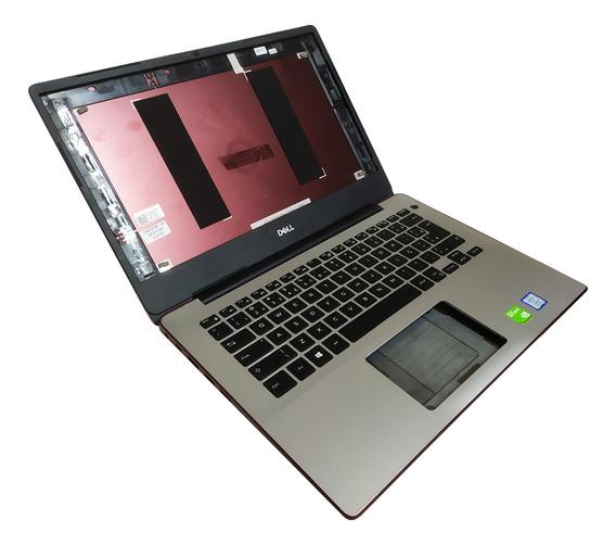 Carcaça Completa Dell Inspiron 5480 5488 0jgvy9 Vinho 14 Pol