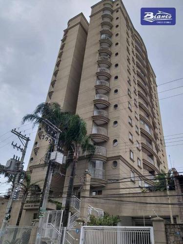Imagem 1 de 30 de Apartamento Com 3 Dormitórios À Venda, 95 M² Por R$ 580.000,00 - Jardim Maia - Guarulhos/sp - Ap4408