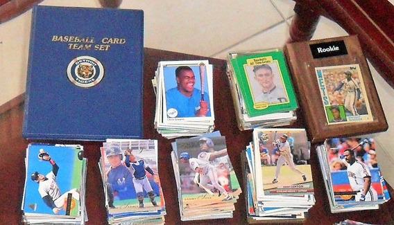Tarjeta Coleccionable De Baseball