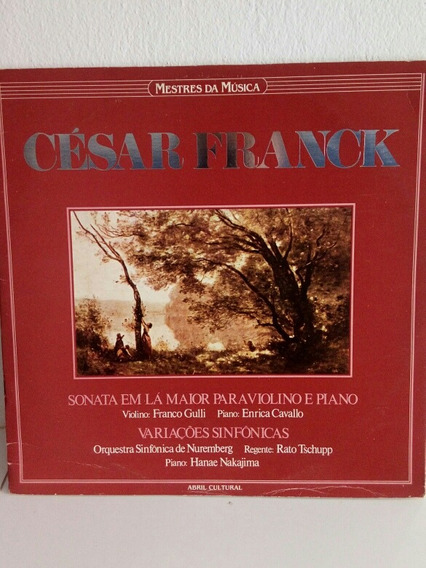 Lp Cesar Franck